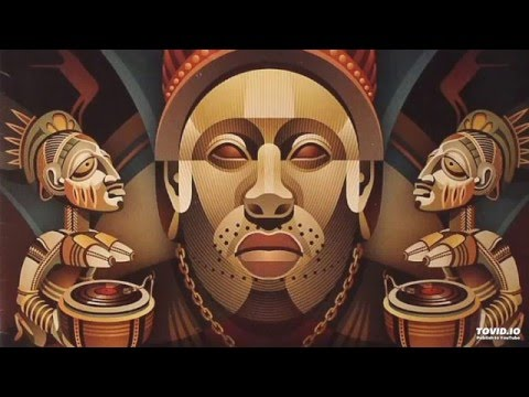 Djs Party Selections -Afro Tribal House Mix 2016