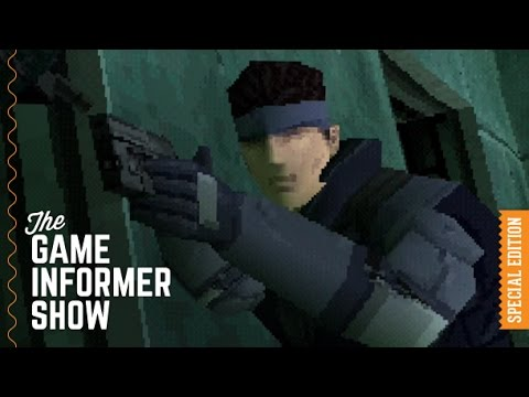 The Inside Story Of Recording Metal Gear Solid