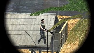 Призрачный снайпер (Ghost Sniper) // Геймплей