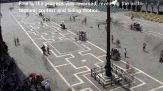 Seen (2002) video installation by David Rokeby
