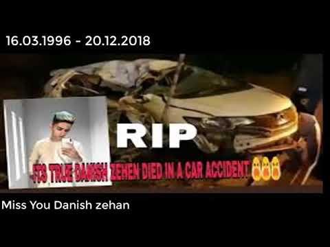 Danish Zehen Rip 20 12 2018 Youtube