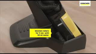 KARCHER FC 5 Floor Cleaner / floor moping machine