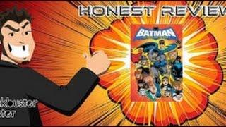 Honest Review Batman Brave and Bold