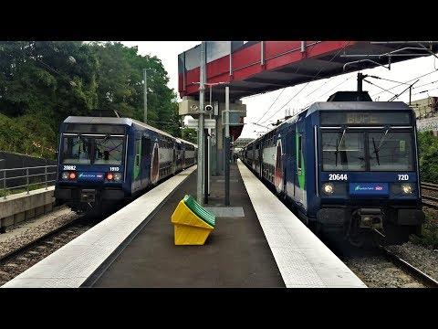 Nouvelle gare de Pierrefite-Stains - RER D, Intercités, TER, TGV, Thalys, Eurostar, Izy