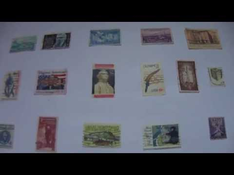 My Historical History Postal Stamps