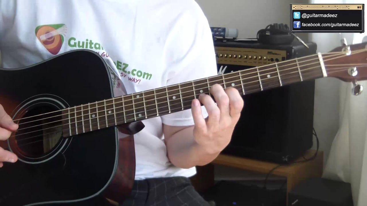 sugar ray every morning guitar tutorial all guitar parts learn it in minutes youtube. Black Bedroom Furniture Sets. Home Design Ideas