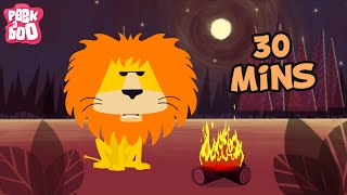 Lion Song And Many More English Rhymes For Children | Collection Of Popular Nursery Rhymes For Kids