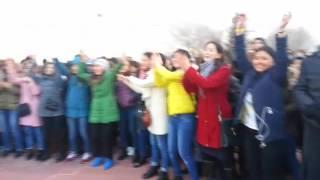 """Дамир Ергалиев поет песню """"Джулия"""" Б. Шукенова. Костанай 2017"""