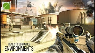 Mission Counter Attack FPS - Android Gameplay FHD