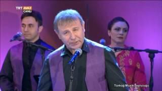 Uca Uca Dağ Başında - Azerbaycan - Abdullah Gündüz - Türküğ Müzik Topluluğu - TRT Avaz
