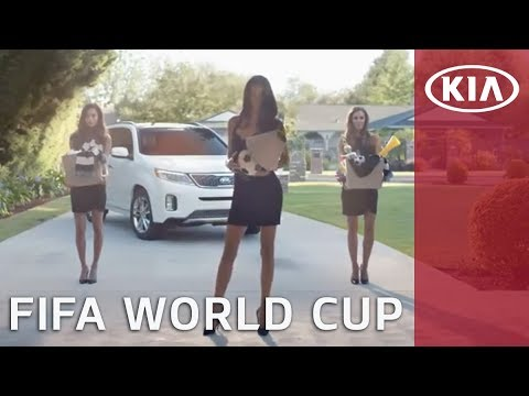 Adriana Lima Transforms a Man Cave l FIFA World Cup l Kia