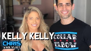 Kelly Kelly on a WWE return, who she would feud with, Divas title, defending Edge's World Title