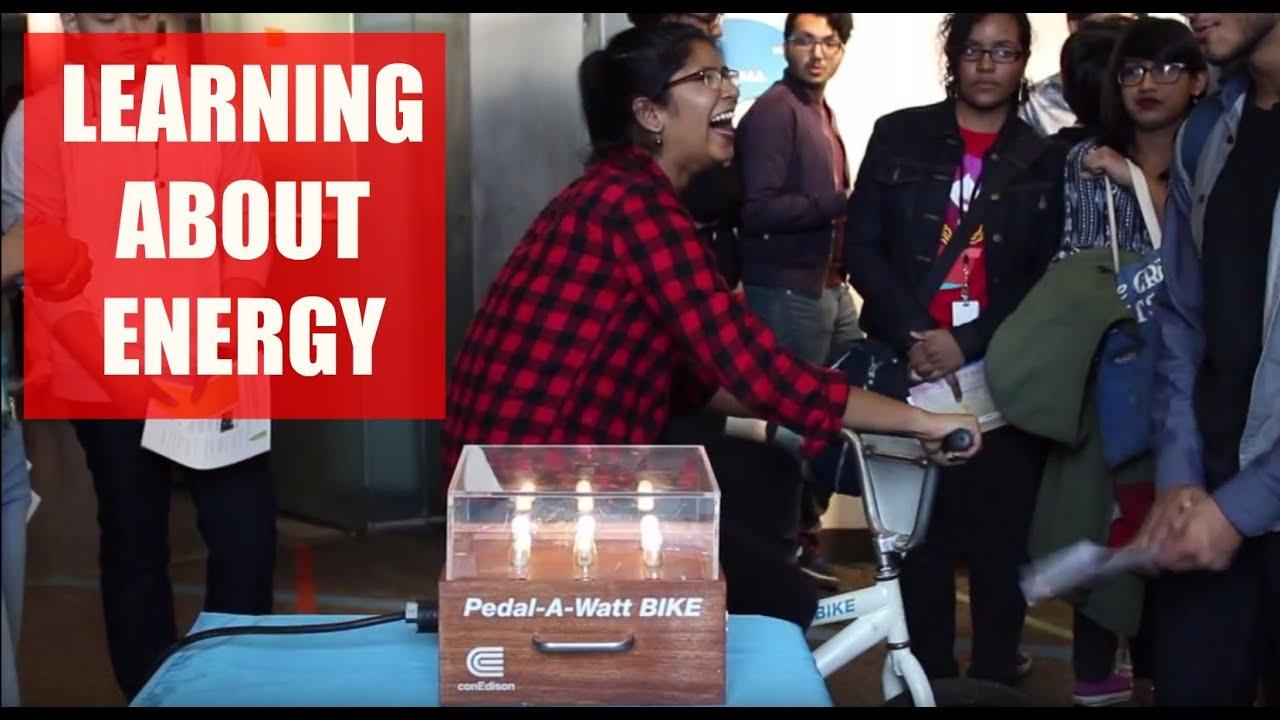 Learning Energy - Edison Stem Night
