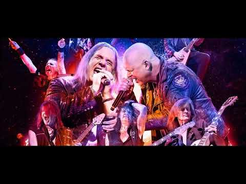Helloween  - United Alive Album Spotify Link