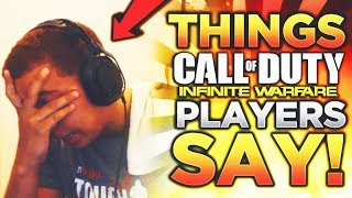 1500 LIKES?! Sh*t INFINITE WARFARE Players Say... Inspired by: http...
