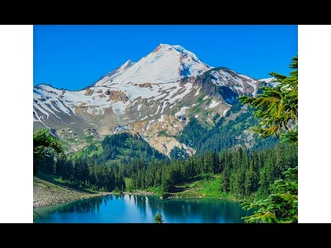 2016-08-17 Chain Lakes Loop Trail At Mount Baker