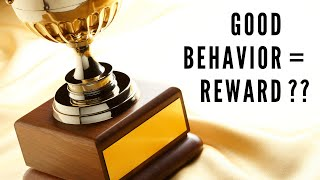 Should we be rewarded for doing good?