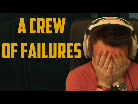 A CREW OF FAILURES (GTA V Heists - Humane Labs Raid - Part 4 FINALE)