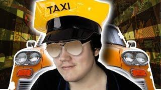 Grand Theft Taxi ★ COMMENT DEVENIR CHAUFFEUR DE TAXI? ★ [FR]