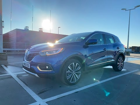 GoPro Drive 179 - 2019 Renault KADJAR 1.3 TCe 160 S Edition