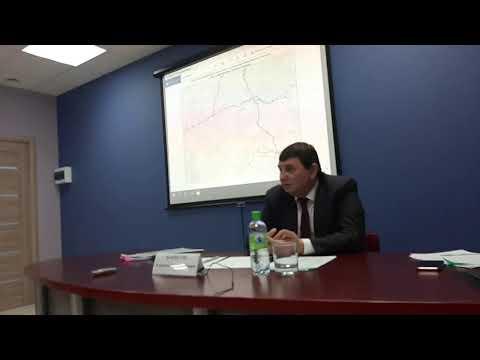 Прямой эфир с пресс-конференции Упрдор Москва – Нижний Новгород. Часть 5