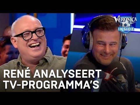 HEERLIJK! René gaat los over tv-programma's | VERONICA INSIDE RADIO