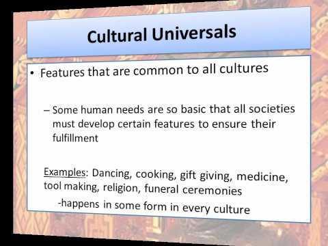 Universals, Ethnocentrism, and Relativism.wmv
