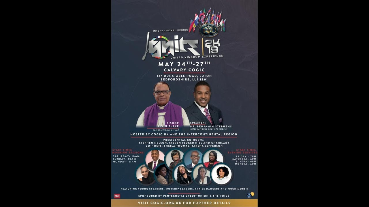 COGIC UK Youth Ministries – cogicyouth co uk