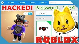 Hacking my Little Nephew Roblox Account!! *SURPRISE ENDING*