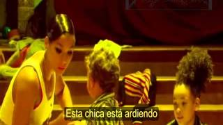 Alicia Keys _   Girl On Fire Video Official Subtitulado en Español