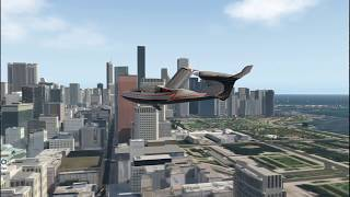 X-Plane 11 - Trying the Freeware LISA Akoya from Aerobask