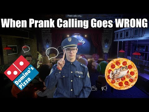 When Prank Calling Goes WRONG - Comedy Night |