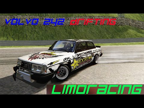 Drifting Volvo 242 Vs The Autumnring Assetto Corsa + DOWNLOAD LINK!