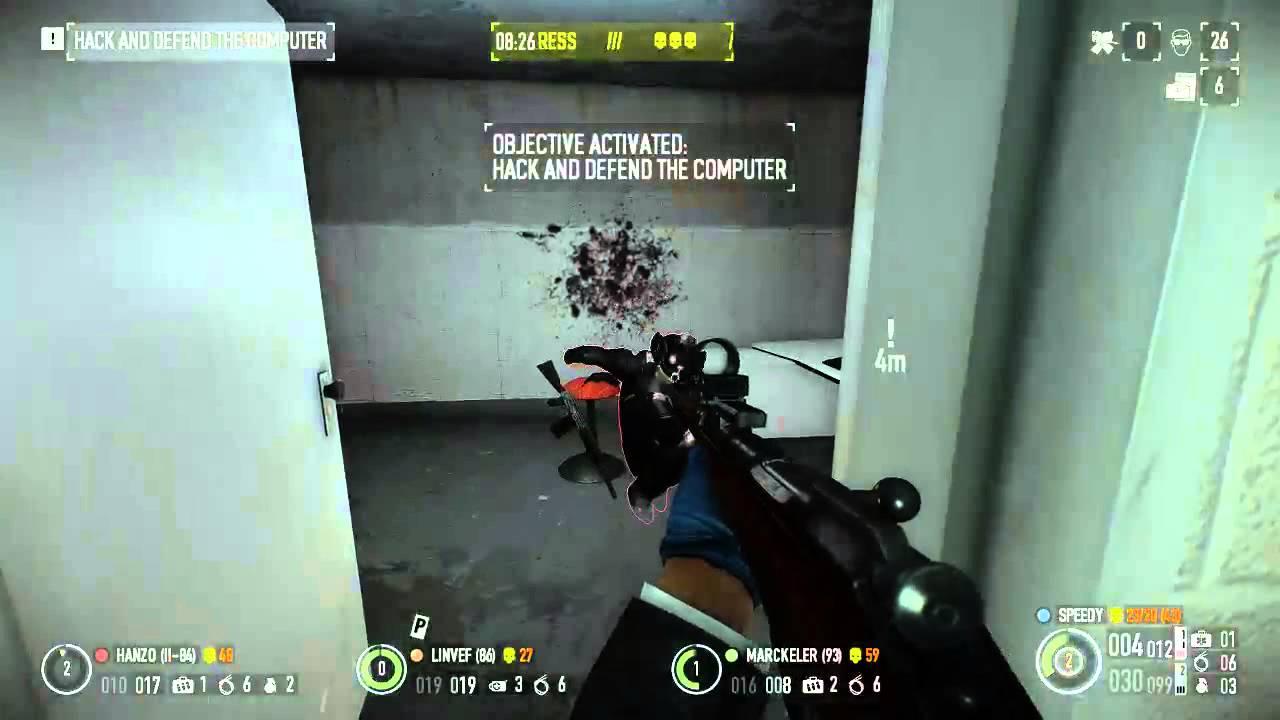 Hoxton Breakout 1 Shot Office Bulldozer Youtube