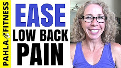 Ease LOW BACK PAIN through Self Massage with a Tennis Ball