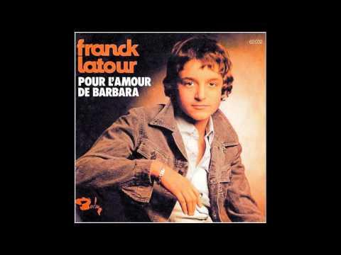 Franck Latour - Pour l'amour de Barbara (1974) HD SOUND