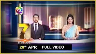 Live at 7 News – 2019.04.28 Thumbnail