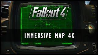 Fallout 4 Mods - Immersive Maps 4K