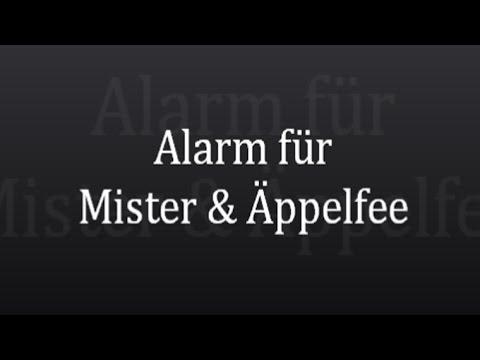 Pferdeapfel Spaß Alarm für die Äppelfeen