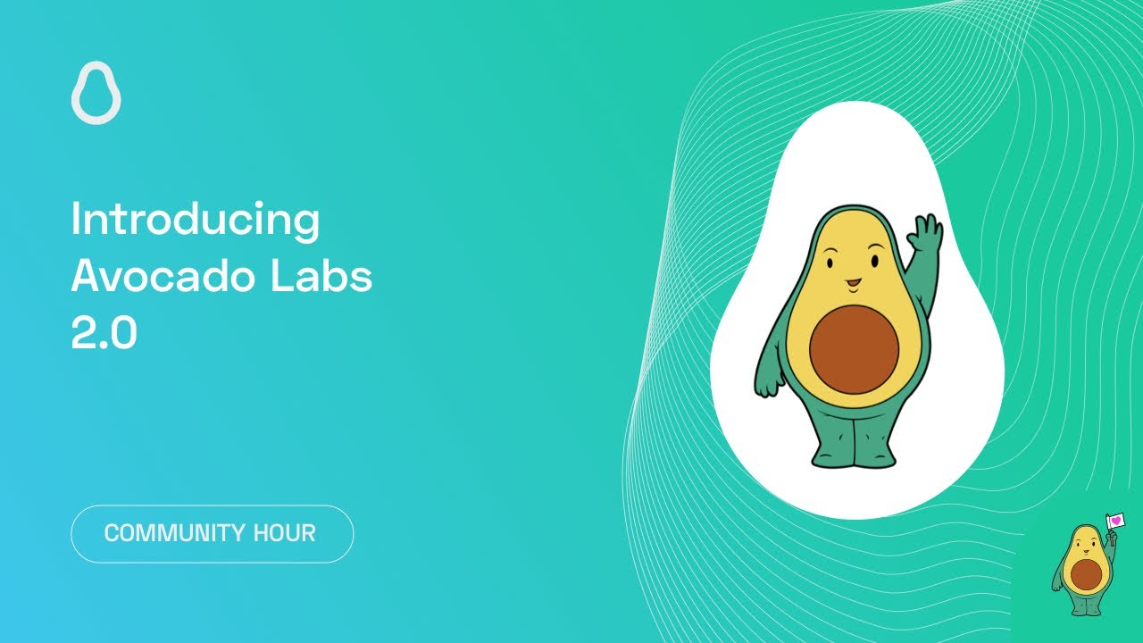 Avocado Labs 2.0 Announcement