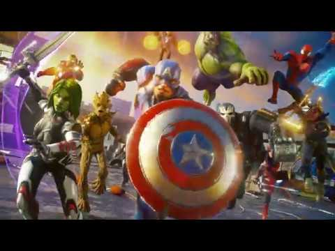 Marvel Strike Force 3.7 App Preview Trailer