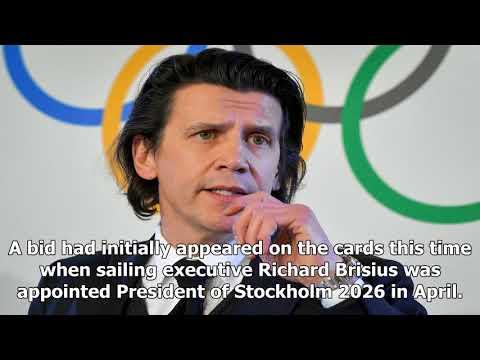 Stockholm bid for 2026 Winter Olympics back on track Mp3