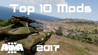 """Baphomet Returns"" Arma 3 Top 10 Mods - Summer 2017"