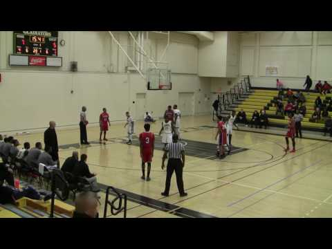 CCSF vs. Chabot College Men's Basketball FULL GAME 2/3/16