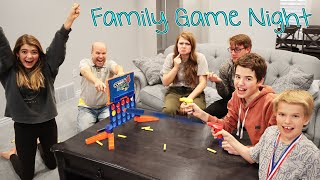 Connect 4 BLAST Family Game Night