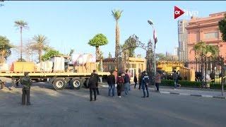 فيديو.. عيسى زيدان يكشف سبب تأخر دخول تمثال المطرية للمتحف المصرى