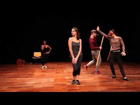 Stage Internazionale Di Commedia Dell'Arte 2014 Canovaccio 3 Directed By Antonio Fava