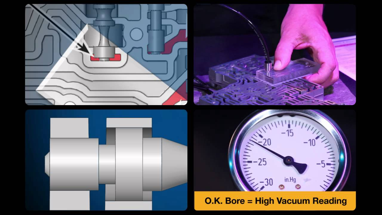 Sonnax - How to Vacuum Test (Part 3 of 3)
