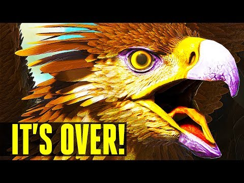 Ark Survival Evolved - ARK'S LAST FLIER! GRIFFIN - EVERYTHING YOU NEED TO KNOW!