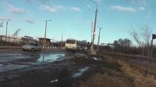 ЖД переезды Челябинской области.  Часть 1